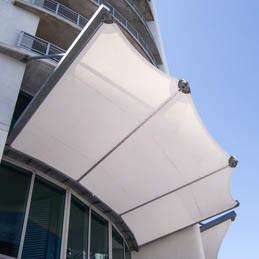 Tensile Structure | Porte Cochere